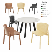 Bludot dining set 1
