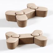 OM Sofa Molecule 5kh-seater