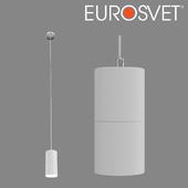 OHM Suspension lamp Eurosvet 50146/1 white