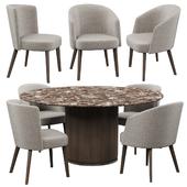 Chairs Potocco Lena