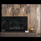 Tv Wall Set 04