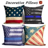 Decorative pillows set 334 Emvency