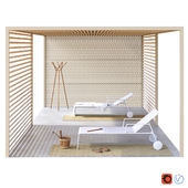 Arbor Kettal L Simple & Double Garden Garden Life