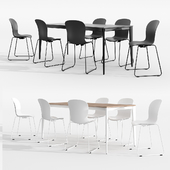 BoConcept Adelaide Dining Chair