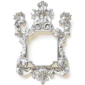 Molded frame