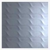 3d wall panel ice by decor design  italo pertichini 3d model