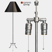 PALOMA FLOOR LAMP