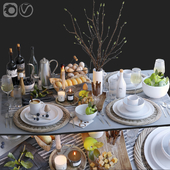 Table setting 29