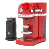 Capsular Kitchenaid Nespresso Coffee Machine