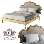 (OM) Bed Josephine Romano Home