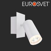OHM LED Wall Light Eurosvet 20067/1 white