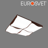 OM LED Ceiling Light Eurosvet 90031/4 Relief