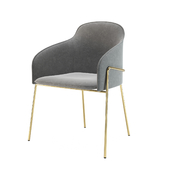 Stanley dining chair by made