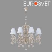 OM Chandelier with crystal Eurosvet 12075/8 Ivin