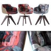 Flow Slim Armchair 4