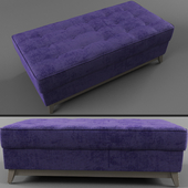 Poof - Banquette seating