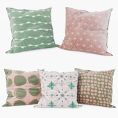 La Redoute - Decorative Pillows set 1