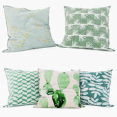 La Redoute - Decorative Pillows set 3