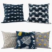 La Redoute - Decorative Pillows set 4