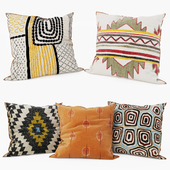 La Redoute - Decorative Pillows set 6