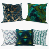 La Redoute - Decorative Pillows set 7