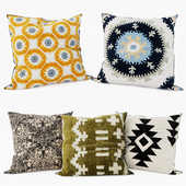 La Redoute - Decorative Pillows set 8