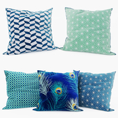 La Redoute - Decorative Pillows set 9