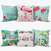 Loft concept - Decorative Pillows set 1
