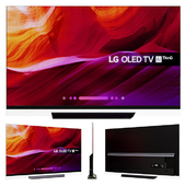 LG 55 65 inch OLED TV 4K Ultra HD HDR