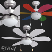 Tenerife Electric Ceiling Fan