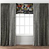 Curtain 124