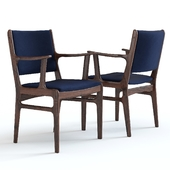 West Elm Coppice Dining Armchair