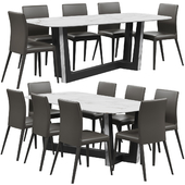 Bonaldo Bel Air Chair