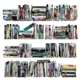 Books (150 pieces) 1-9-31
