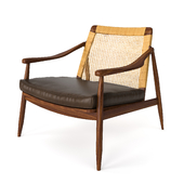Wilkhahn / Pair of Lounge Easy Chairs by Hartmut Lohmeyer