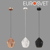 OHM Suspension lamp Eurosvet 50137/1 Moire