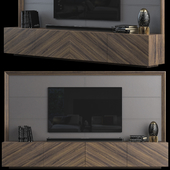 Tv wall set 11