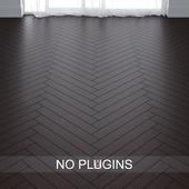 Venge Wood Parquet Floor Tiles vol.002 in 2 types