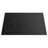 Black electric cooktop BOSCH PKN811D17E