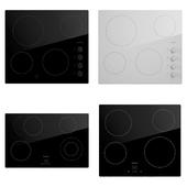 BOSCH home appliances collection (ceramic panels)