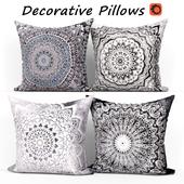 Decorative pillows set 348 wintefei