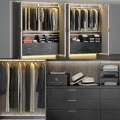 Poliform dressing room