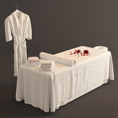 Spa Bed Massage Table 2
