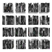 Books (150 pieces) 3-8-3