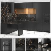 Kitchen INGE C-shaped