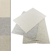 Collection of realistic carpets | Rh zeta rug