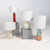 Cb2 table lamps # 2