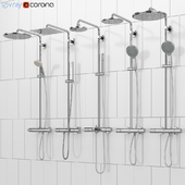 GROHE shower systems | Rainshower set 37