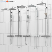 GROHE shower systems | Rainshower set 38