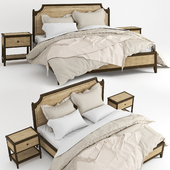Bed Pottery barn - ATHERTON BED